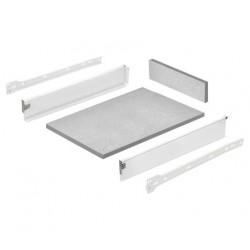 Cajón para frente de muebles de 40 cm de ancho, 86 mm